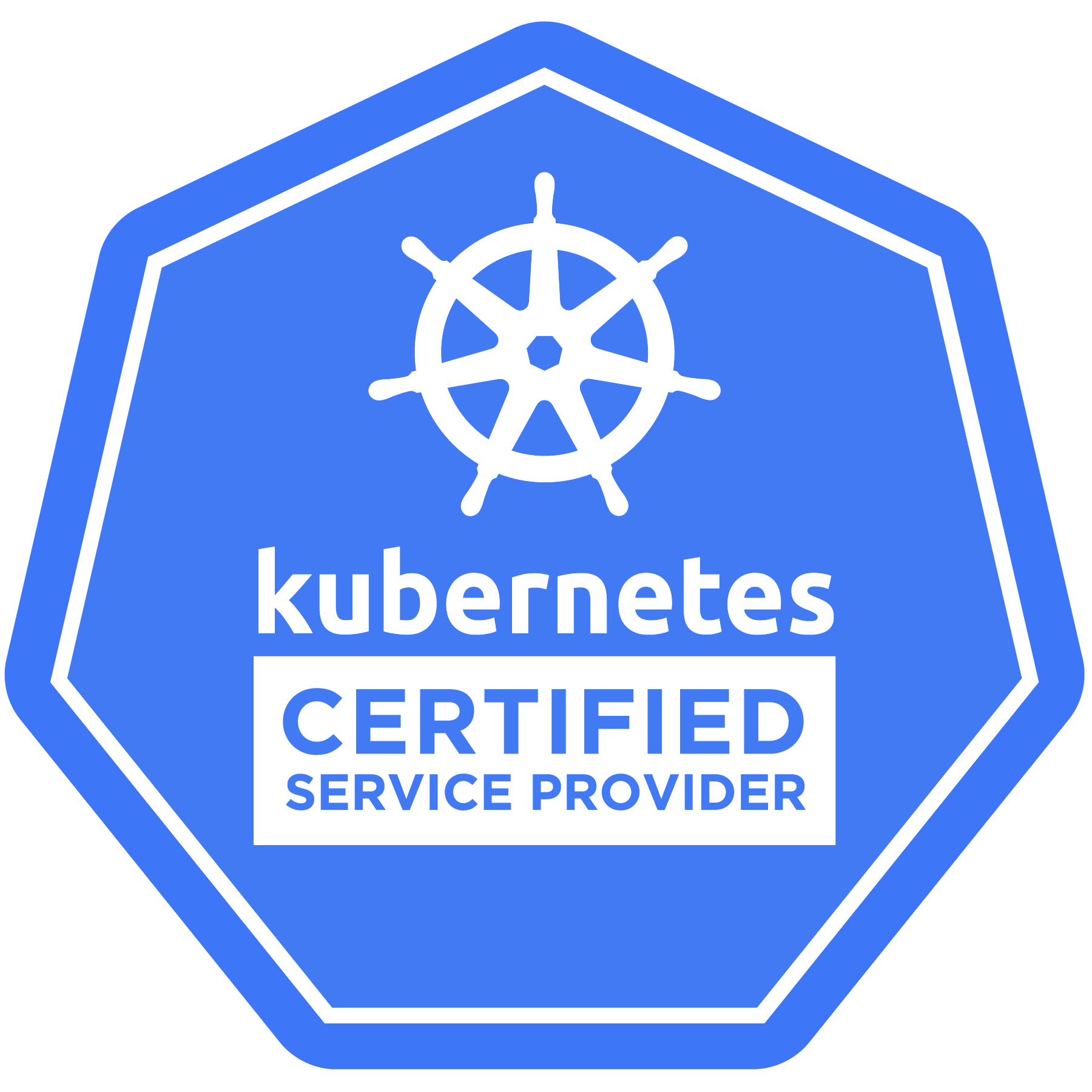 Kubernetes-Certified Service Provider Logo
